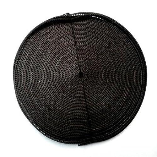 Discount HEASEN 3D Printer Parts Reprap DIY 6mm GT2 Belt Synchronous Belt 540N Rubber Fibre for sale