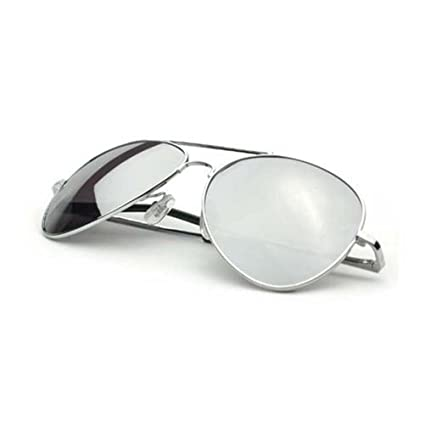Lens Chrome Micro Aviator One W Mirror Way Pouch Fiber Sunglasses xBrdCeWo