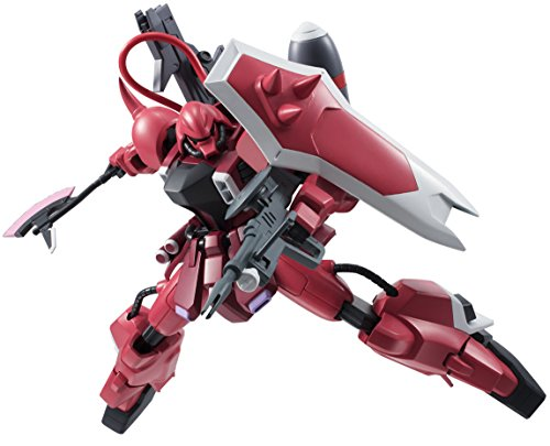 (Bandai Hobby Robot Spirits Gunner Zaku Warrior Lunamaria Custom Gundam Seed Destiny Action Figure)