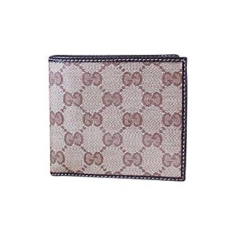 Amazon.com: Gucci GG de vidrio beige y café y piel ...