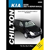 Kia sedona 02 14 haynes automotive haynes publishing kia sedona chilton repair manual 2002 14 fandeluxe Image collections