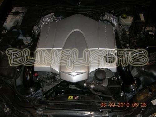 2004-2008 Chrysler Crossfire Carbon Fiber Air Intake 2005 2006 2007