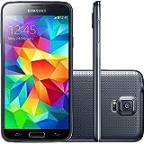 SMARTPHONE SAMSUNG GALAXY S5 G900M PRETO 16GB EXCELENTE