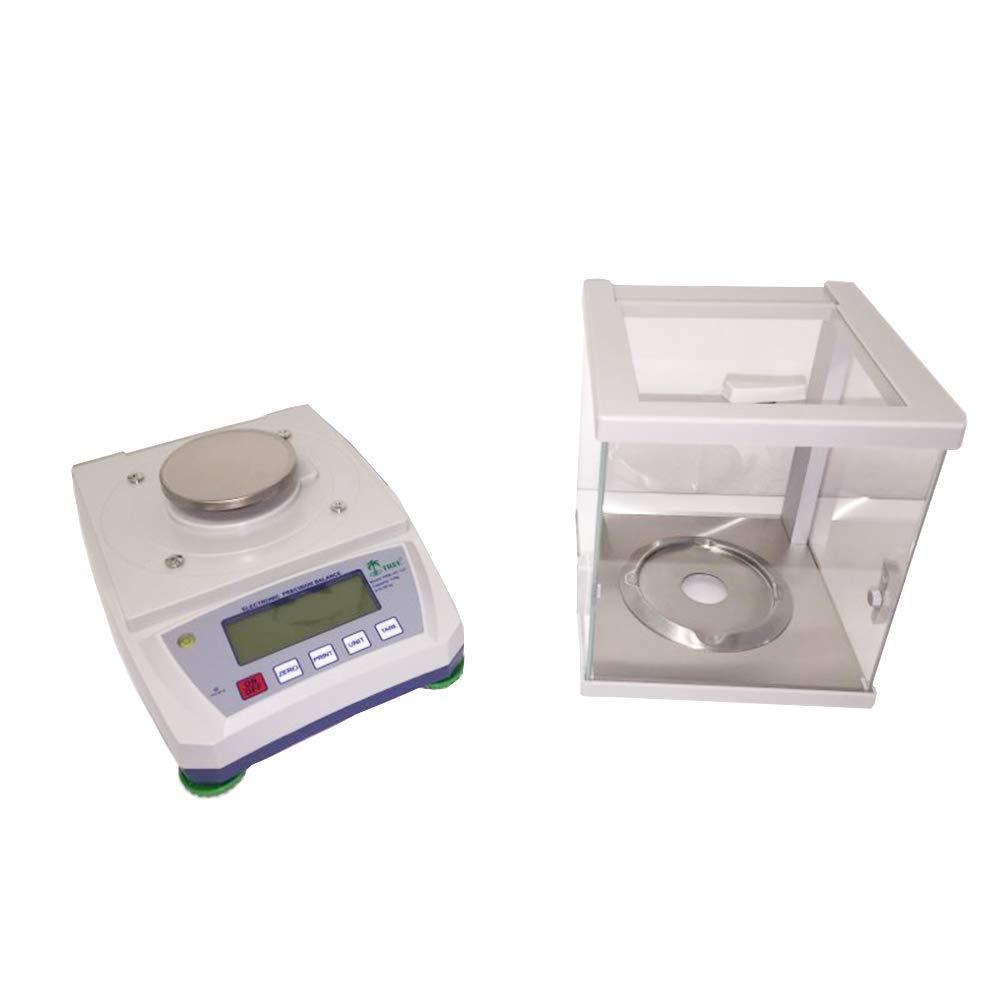 LW Measurements HRB-XG 123 Precision Balance with Draft Shield 120 g x 0.001 g