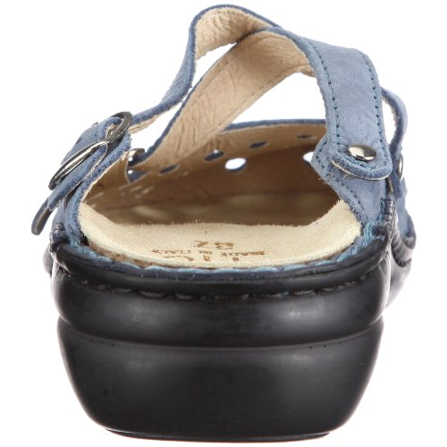 Hans Herrmann Collection Parma, Women's Clogs And Mules Blau/Avio