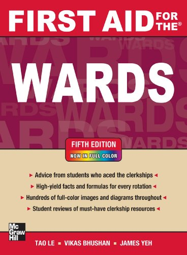 First Aid for the Wards, Fifth Edition (First Aid Series) Pdf