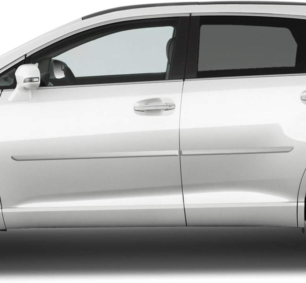 Golden Umber MICA Dawn Enterprises FE-VENZA Finished End Body Side Molding Compatible with Toyota Venza 4U2