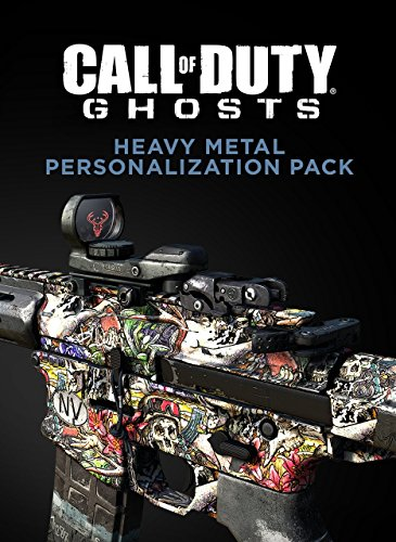 Call of Duty : Ghosts -  Heavy Metal Pack [Online Game Code] ()