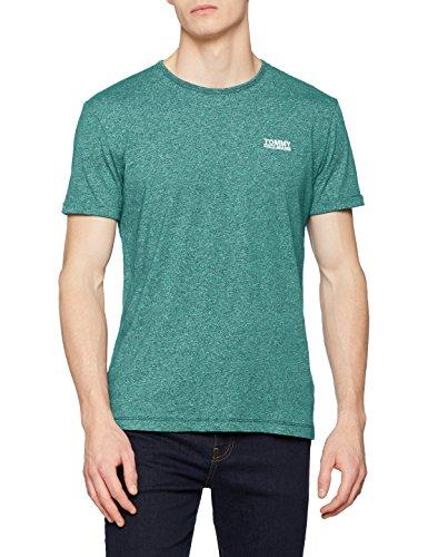 422 T Tjm Blue Modern green shirt Tommy Blu Slate Uomo jeans Tee Jaspe w1Ovq7Xq
