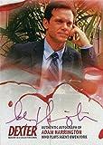 Dexter Season 5 & 6 Autograph Card D5&6-AAH1 Adam Harrington as Owen York