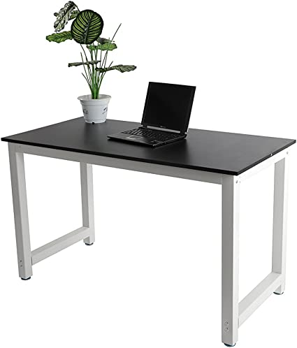 lovinland mesa escritorio de madera elegante diseño simple PC ...