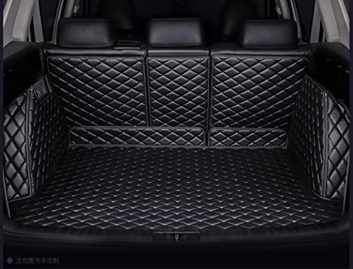 Black Coverking Custom Fit Front and Rear Floor Mats for Select Infiniti QX4 Models Nylon Carpet CFMBX1IN9250