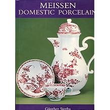 Meissen Domestic Porcelain