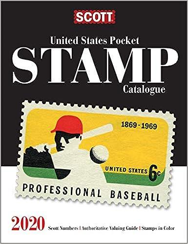 Scott U S Pocket Stamp Catalogue 2020 Amazon Co Uk Bigalke Jay Houseman Donna Snee Charles Hodge Timothy A Kloetzel James E 9780894875793 Books