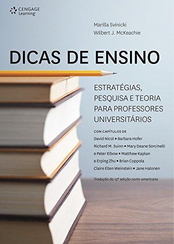 Dicas de Ensino. Estratégias, Pesquisas e Teoria