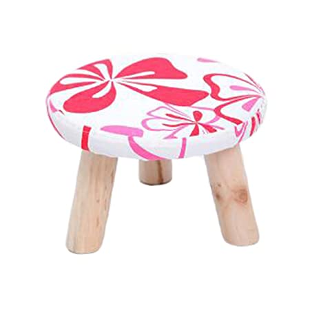 Wondrous Panda Superstore Round Stool Footstool Bench Seat Foot Rest Dailytribune Chair Design For Home Dailytribuneorg