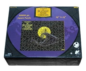 Amazon.com: Neca Nightmare Before Christmas Jigsaw Puzzle: Toys ...