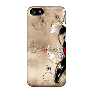 Shock Absorption Cell-phone Hard Cover For Iphone 5/5s With Customized Nice Tampa Bay Buccaneers Pictures AlissaDubois