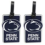 Penn State Nittany Lions - NCAA Soft Luggage Bag Tag - Set of 2