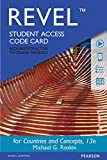img - for REVEL for Countries and Concepts: Politics, Geography, Culture - Access Card (13th Edition) book / textbook / text book