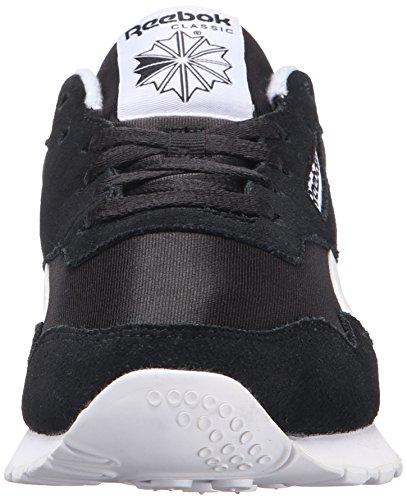 Classic Black Fashion Royal White Men Sneaker Reebok Nylon Black Tnvt7qg