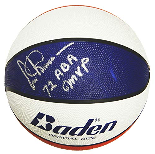 Artis Gilmore Signed Baden Red, White & Blue Basketball for sale  Delivered anywhere in USA