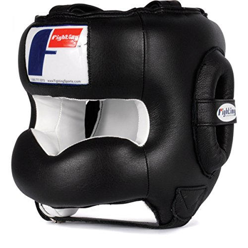Fighting Sports No Contact Headgear, Black