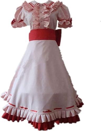 Remelia Scarlet Halloween 2020 Amazon.com: Noblecos Anime Touhou Project Remilia Scarlet Dress