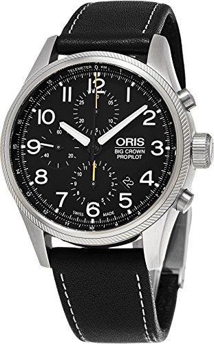 Oris Big Crown ProPilot Chronograph Mens Stainless Steel - Oris Pro Diver Date