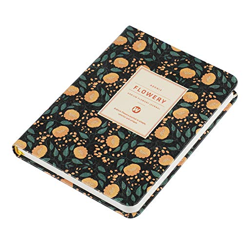 Daily Planner 2019, Calendar Schedule Organizer and Journal Notebook,Non Dated Day,1 Year Guarantee A6(Black - Template 12 Calendar Month