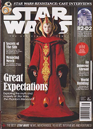Star Wars Insider Magazine Issue Issue #186 January/February 2019