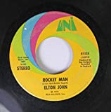 ALTON JOHN 45 RPM ROCKET MAN / SUZIE (Dramas)