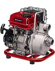 Einhell Benzine-waterpomp GC-PW 16 (1,6 kW, watervulmondstuk, 14.000 l/u, afvoerschroef, incl. 2 slangaansluitadapters met handgrepen en zuigfilter