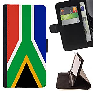 Pattern Queen- Flag - FOR Samsung Galaxy S3 MINI 8190 - Leather Case Cover Credit Card Slots Flio Flip Wallet Card