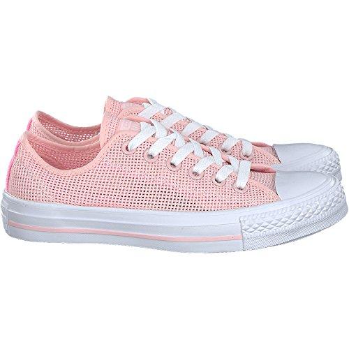 Glow Pink All Pink Damen white Vapor Taylor Glow OX Chuck Pink Star Converse Pink white Vapor Sneaker Pink vYfnPx