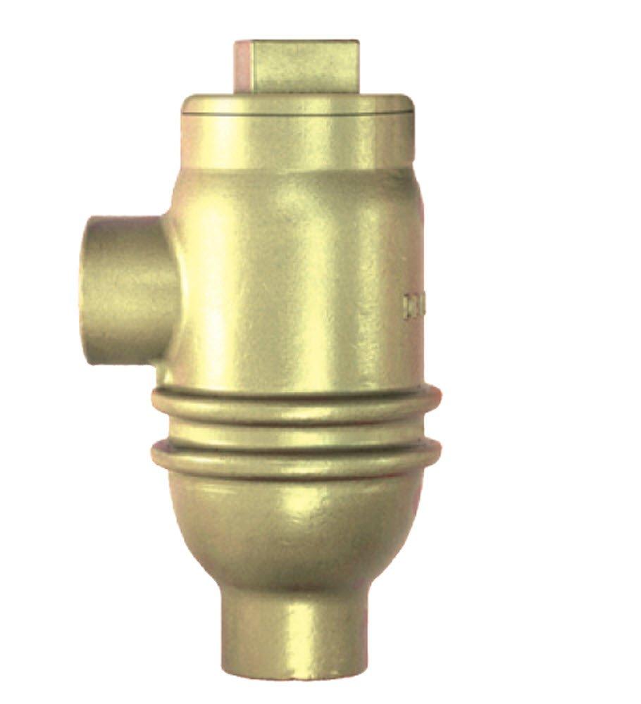 Gems Sensors 172625 316 Stainless Steel Float Single Point Bottle Type Level Switch, 2-1/16'' Diameter, 3/4'' NPT Female, 3/4'' Actuation Level, 20VA, SPST/Normally Open