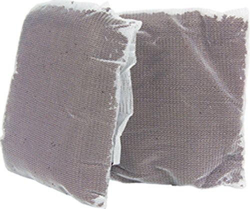 Koller Products TOM Aquarium Carbon Pillow 2 pack fits Rapids Pro Filter #1350, 1351, 1315 & #1316 by Koller Products