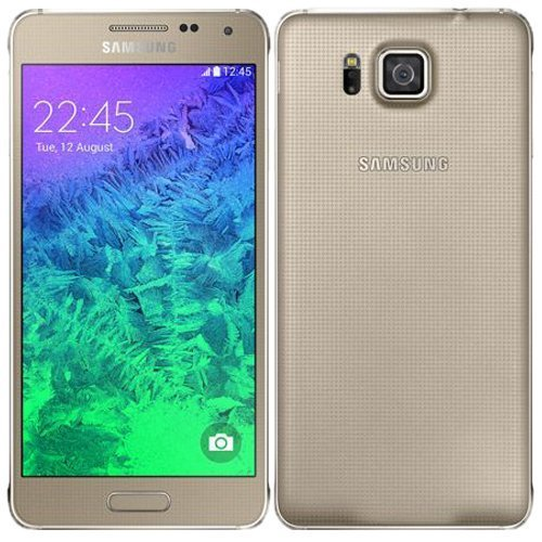 Samsung Galaxy Alpha SM-G850F 32GB (FACTORY UNLOCKED) 4.7