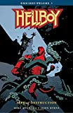 img - for Hellboy Omnibus Volume 1: Seed of Destruction book / textbook / text book