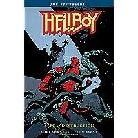 Hellboy Omnibus 1: Seed of Destruction
