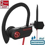 ZEUS Bluetooth Headphones Wireless - Mens Womens Running Headphones -...