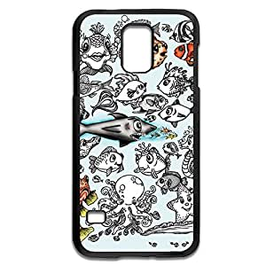 Samsung Galaxy S5 Cases Underwater Design Design Hard Back Cover Proctector Desgined By RRG2G by icecream design
