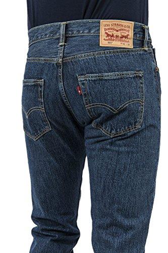 Levi's - Jeans da uomo, blu (bleu), 42W x 34L