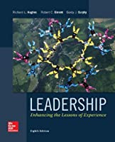 Leadership: Enhancing the Lessons of Experience, 8th Edition Front Cover