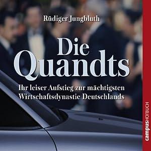 Die Quandts | Livre audio