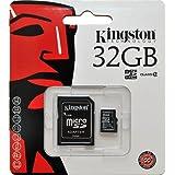 Kingston 32GB classe 10micro SD con adattatore