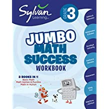3rd Grade Jumbo Math Success Workbook: Activities, Exercises, and Tips to Help Catch Up, Keep Up, and Get Ahead