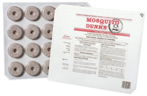 Summit Chemical Mosquito Dunks