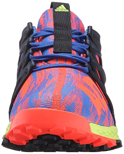 Adidas Prestaties Heren Kracht Bounce M Sleepagent Blauw / Zwart / Elektriciteit