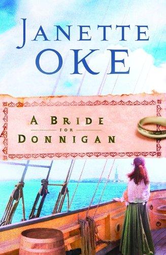 A Bride for Donnigan (Women of the West #7) pdf epub